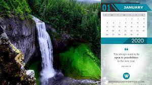HD Desktop Calendar Wallpaper – 5730 ...