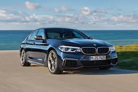 2018 BMW 5 Series M550i xDrive Sedan | Vehie