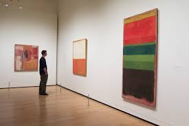 the mfa invites visitors to engage with works by rothko and other artists for one minute