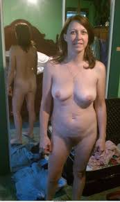 Nude very mature wife photos