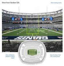 Metlife Stadium Beyonce Seating Chart Jay Z Beyonce Otr Ii Concert Metlife Stadium Nj August 3