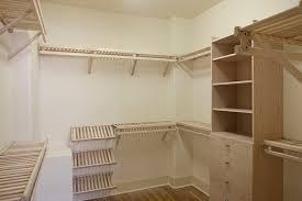 custom wood closets ventilated wood