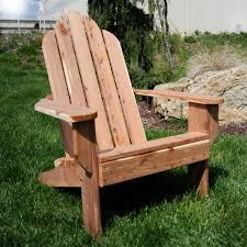 image is loading amerihome achair cedar adirondack patio chair made in