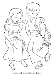 Wonderful Mexican Coloring Pages Awesome Desig #4882 - Unknown ...