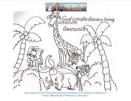 Free Coloring Pages Of Animals And Their Babies Videos Free