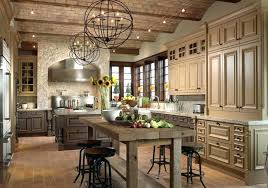 rustic kitchens with islands. Brilliant Rustic Rustic Kitchen Island Designs Traditional Ball Shaped Pendant Lamps With  Design For Ki In Kitchens Islands