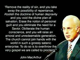 Christian Quotes John MacArthur Quotes Conviction Repentance Classy John Macarthur Quotes