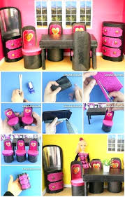 diy doll furniture how to make doll toilet paper roll furniture diy doll furniture my froggy
