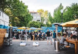 golden road brewing on twitter we are excited to announce the opening of our new beer garden featuring a 3 barrel nano brewery in sacramento s midtown