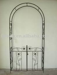 Small Picture Rosenbge med grind 217 cm Trdgrd Pinterest Garden arches