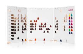 Fudge Hair Dye Colour Chart Fudge Headpaint Paintbox Hair Colour Swatch Book In 2019