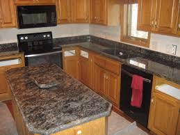 Granite Kitchen Makeovers 22 Elegant Grey Granite Countertops For Better Kitchen Makeover