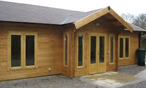 home office cabin. Locations In Bedfordshire That We Install Workshops, Home Offices And Log Cabins To: Office Cabin
