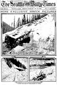 「1910 Wellington, Washington avalanche」の画像検索結果