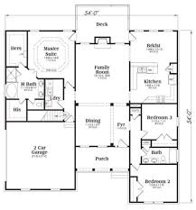 144 Square Feet Traditional Style House Plan 3 Beds 200 Baths 1960 Sq Ft Plan