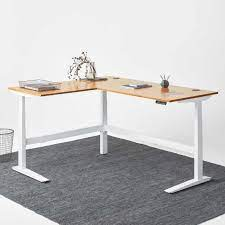 jarvis l shaped standing desk the