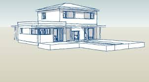 maison contemporaine architecte maison contemporaine 3d architecte