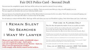 california dui checkpoint flyer dui flyer second draft fair dui