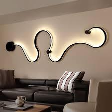 Novelty Surface Mounted <b>Modern Led Ceiling Lights</b> For Living ...