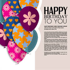 birthday postcard template greeting card design templates birthday greeting card template free