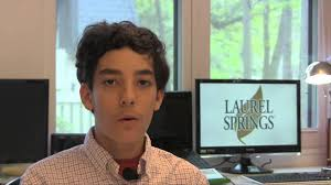 laurel springs gifted talented academy student explains why learning works for him