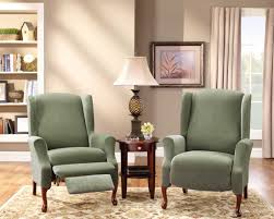 Modern Wingback Chair Home Decorations Best Furniture Decor