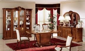 Italian Walnut Dining Table Dining Room Furniture Set Kelli Arena Classic Dining Room Tables