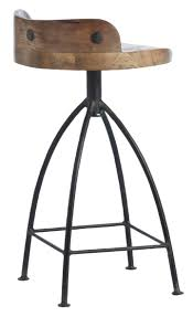bar stools metal and wood. Bar Stools Industrial Island Wood And Metal Black With Seat Captivating On Modern Home Decoration Best