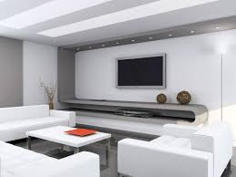 Modern For Living Room Modern Living Rooms And Technology For It Wall Accents Living