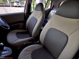 Finally a modern hatch: Hyundai i10 Sportz AT - Team-BHP