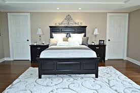 how to place area rug in bedroom rug placement under queen size bed how to size
