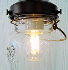 jar lighting. LED Edison Style Light Bulb For Mason Jar Lighting - 40 Watts Equivalent The Lamp A