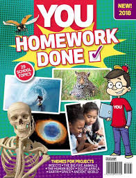 you homework done