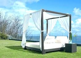 Outdoor Daybed With Canopy Wicker Australia – printix.pro