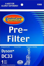 original motor fits all oreck uprights except xl21 vacuums dyson dc33 washable reusable pre filter designed to fit dyson dc33 multi floor vacuums compare to dyson part 919563