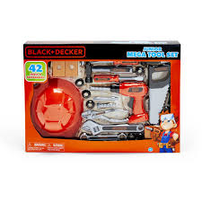 black decker tool set