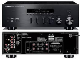 yamaha amplifier. the yamaha r-s300 amplifier