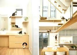 stylish cat furniture. Modern Cat House Tree Furniture Friendly Design From Japan Trees Stylish