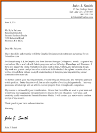 Example Job Application Cover Letter Image Collections What Is