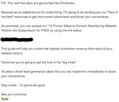 Sample Of Promotion Letter 5 Promotional Email Examples And How To Write Your Own
