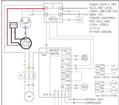 dual capacitor hard start wiring schematic full size image