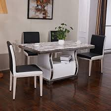 China 2015 New modern design marble dining table ...