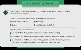 expository essay definition and topics com expository essay definition
