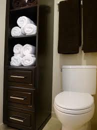 custom linen cabinet hamper