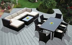 Small Picture Grey Wicker Outdoor Patio Furniture Patio Outdoor Decoration