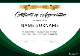 Certificate Of Appreciate Certificate Of Appreciate Appreciation For Teachers Template
