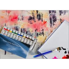 turner concentrated artists watercolors and sets