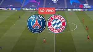 Onde Assistir Jogo do PSG x Bayern de Munique ao vivo - FutPlayBR