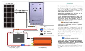 rv solar system wiring diagram pics about space today wiring Harbor Frieght Solar System Diagram at Rv Solar System Wiring Diagram