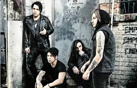 beyond unbroken ex escape the fate debut video for fiery new song overdose watch